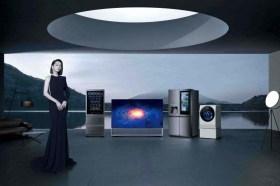 LG SIGNATURE 創新科技結合藝術美學 女神徐若瑄極美演繹頂級家電