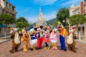 香港迪士尼樂園推出靈活酒店住宿優惠 台北國際旅展限時開賣