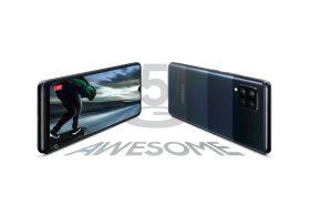 三星最平價的5G手機現身!Galaxy A42 5G在台Fun規登場