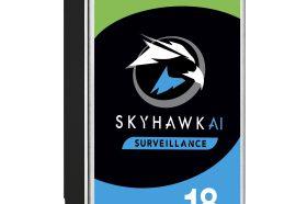 Seagate 推出 SkyHawk AI 18TB 硬碟  專為具備 AI大規模企業智慧影像系統設計