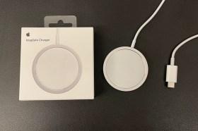 除了iPhone 12還能充這些!Apple MagSafe 充電器開箱分享