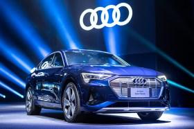 智慧功能與動力滿載!台灣奧迪發表首輛純電車款 Audi e-tron