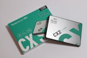 開箱評測 – TEAM CX2 512GB 2.5吋 SATAIII SSD 固態硬碟