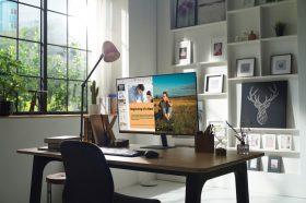 電腦可以丟一旁了!三星全球首款智慧聯網螢幕Smart Monitor M7︱M5在台上市