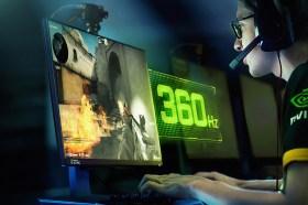CES 2020 / NVIDIA 宣布推出全新 G-SYNC 電競顯示器 華碩ROG Swift 360登場