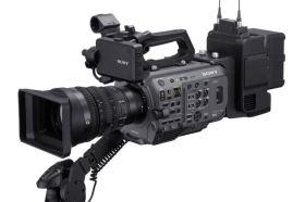 Sony 6K 全片幅專業攝影與旗艦級數位電影攝影機登場