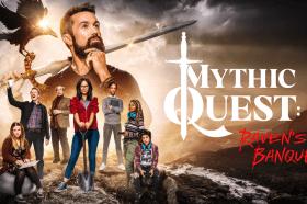 又有好片可追拉~Apple TV+ 全新原創喜劇《神話任務:黑鴉之宴》2月7日上線