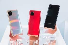 旗艦規格下放 三星Galaxy Note10 Lite正式在台上市