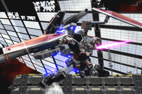 《MOBILE SUIT GUNDAM EXTREME VS. 極限爆發》將於今年登陸PS4平台!