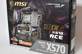 給遊戲玩家最強大的火力支援!! msi MEG X570 ACE 主機板開箱評測