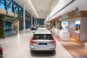 超迷人 VOLVO 內湖新凱「Volvo Retail Experience」正式營運