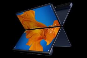 華為發表全新5G折疊手機 –  Mate Xs