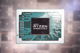 功耗不到10瓦!AMD發表兩款Ryzen嵌入式處理器R1102G與R1305G