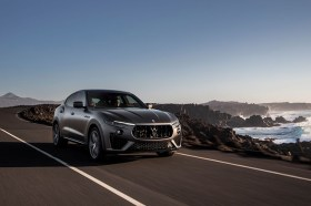 全球限量50部!Maserati Levante Vulcano【Limited Edition】炙熱登場