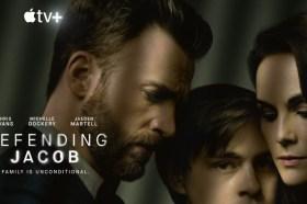 Apple TV+ 四月將推出《捍衛雅各》 克里斯伊凡飾演陷入道德兩難的檢察官