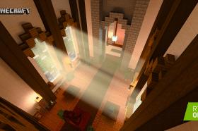 《Minecraft》遊戲畫面大升級 NVIDIA 釋出加入全新光線追蹤效果