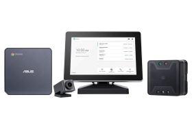 ASUS Hangouts Meet hardware kit遠距會議套組  登場抗「疫」