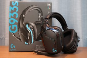 舒適悅耳且超便利!羅技G933s 無線RGB電競頭戴式耳麥開箱評測