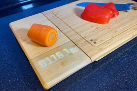 智慧廚房神器來了! ChopBox 五合一智慧竹砧板開箱介紹