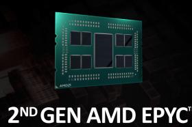 AMD推出第二代EPYC處理器系列 8/16/24核心任君挑選