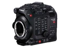 Canon推出全新可交換式鏡頭電影級4K攝影機EOS C300 Mark III