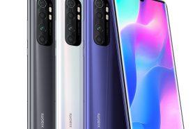 小米推出三款頂級手機:Redmi Note 9 Pro、Redmi Note 9 與 小米 Note 10 Lite