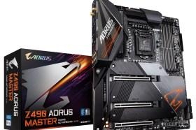 技嘉推出最新Z490 AORUS系列主機板