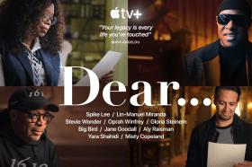 Apple TV+全新紀錄片節目《我想對你說⋯⋯》將於6/5上線