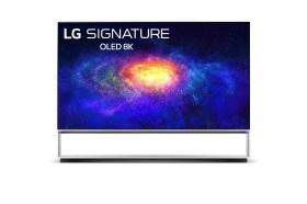 享受頂規88吋8K OLED TV視覺震撼 LG創新技術全面升級進化