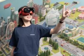 XRSPACE 發佈世界首款社交實境 5G XR 平台 5G將成最佳VR體驗?