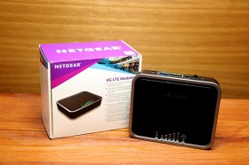 最佳行動上網利器 NETGEAR LB2120 極速 4G/LTE 行動分享器開箱