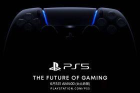 萬眾期待的 PS5 將於6/5發表 !!