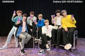 三星Galaxy S20+ 5G | Buds+ BTS Edition 強勢登場