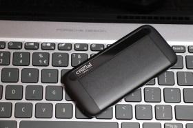 給你滿滿的容量+最快的讀寫速度!Crucial X8 2TB 外接式SSD開箱評測