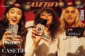 CASETiFY 首度攜手迪士尼 多款米奇電子配件夢幻登場