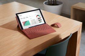 微軟發表全新Surface Pro 7+商務版二合一筆電