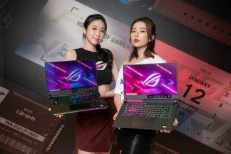 華碩電競筆電勇奪2020市佔第一!多款筆電全面搭載RTX 30系列顯示卡