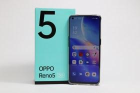 自拍美顏與錄影更強大!OPPO Reno5開箱評測與拍攝作品分享