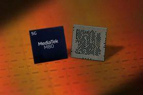 聯發科技首款5G數據晶片M80亮相  支援毫米波和Sub-6GHz雙5G頻段