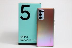 照相錄影都強大!OPPO Reno5 Pro 5G手機開箱評測