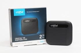 給你2TB超大容量卻又嬌小的體積!Crucila X6外接式SSD評測