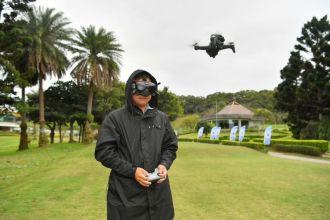 感受戰鬥機級速度的第一人稱視角體感飛行體驗!全新DJI FPV無人機在台上市