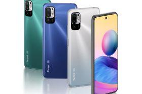 小米發表全新Redmi Note 10系列智慧型手機