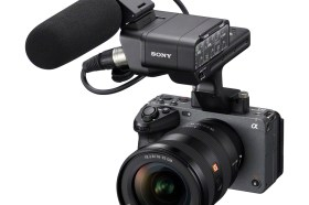 Sony Taiwan宣布推出Cinema Line全片幅數位相機FX3