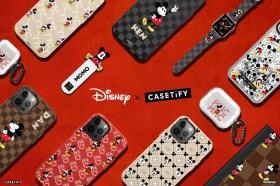 CASETiFY 再度攜手迪士尼推全新米奇系列配件商品