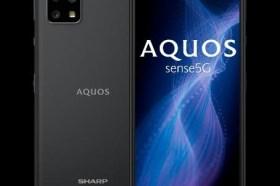 SHARP開賣AQUOS sense5G手機!以親民價格讓大家體驗5G世代