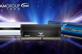 十銓科技T-FORCE推出5600/5333/5066 高時脈電競超頻記憶體
