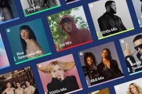 新增建立個人化歌單與專屬推播!Spotify 推出全新 Spotify Mixes