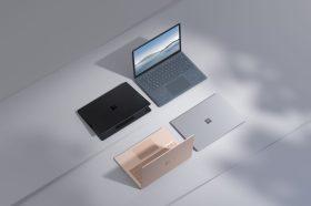 微軟發表全新Surface Laptop 4