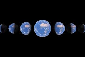 快來玩!Google地球帶來數年來最大幅度的更新